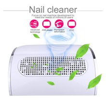 USA Shipment 3 Fans Powerful Nail Dust Suction Fan Collector Vacuum Cleaner Manicure Tools Pink with 2 Dust Collecting Bags цены