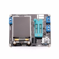 Cewaal LCD GM328A Transistor Tester Diode Capacitance ESR Voltage Frequency Meter PWM Square Wave Signal Generator