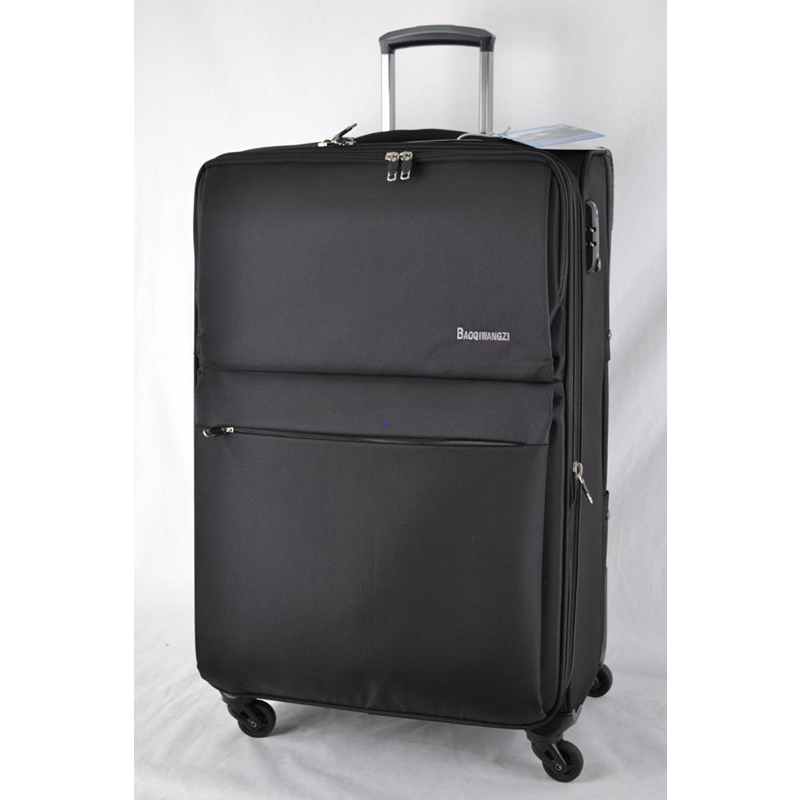 Wholesale!30 32 34 super large capacity nylon trolley luggage aircraft wheel for going abroad use,changing dwelling place bag