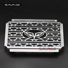 For YAMAHA YZF R25/R3 YZF-R25 YZF-R3 2014 2015 2016 Motorcycle Radiator Grille Guard Cover Protector Fuel Tank Protection Net