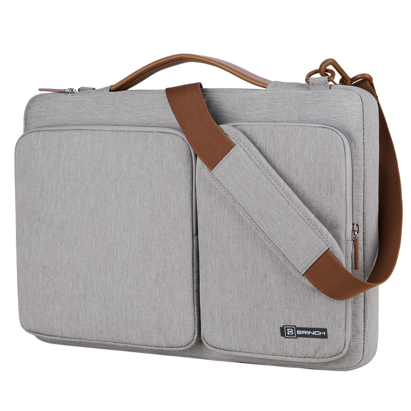 2019 New Super Light 13 13.3 15 15.4 15.6 Laptop Bag Case Shoulder Bag Handbag For Macbook Xiaomi Air 13 Hp Man Woman