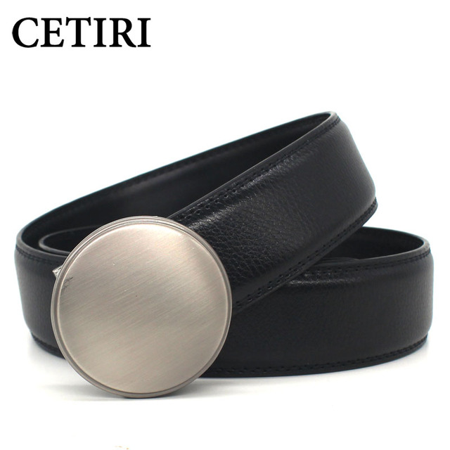 Cetiri Belt 2018 Fashion Mens Genuine Leather Belts Luxury Designers