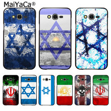 MaiYaCa National flag Iran Israel England High Quality Phone Accessories Case for Samsung J1 J5 J7 J3 Note3 Note4 Note5(China)