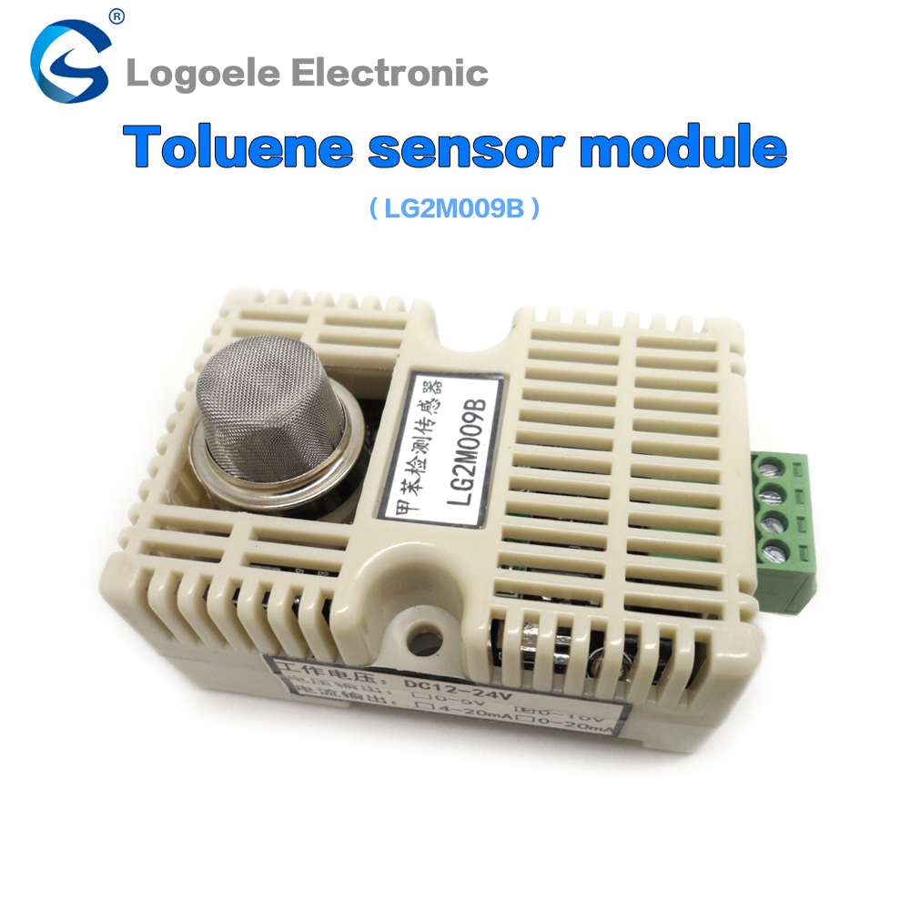 High quality Gas sensor module 1-500ppm Gas detection module semiconductor toluene detection sensor Free shipping high quantity medicine detection type blood and marrow test slides
