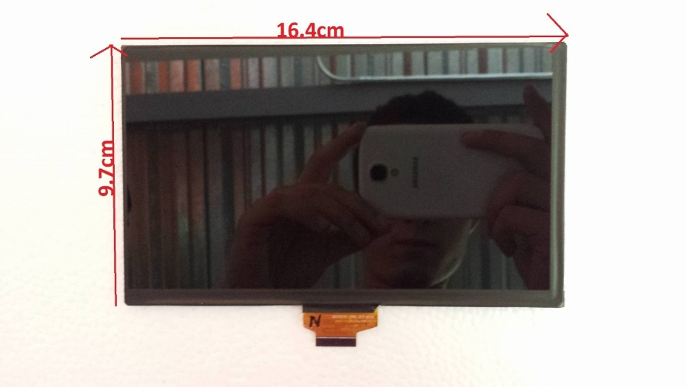 LCD Display For Alcatel Pixi 7 9002a ALCATEL ONETOUCH PIXI 8056 Display TABLET 7.0 inch free shipping