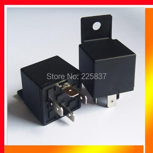 Miniature Motorcycle Auto Relay Pcs Lot Good Quality Jd V A Pin Micro Automotive Power Relay on Micro 4 Pin Automotive Relay