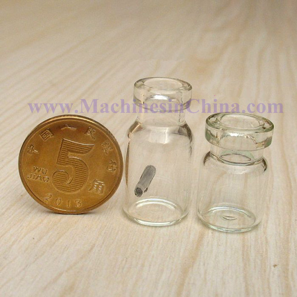 100pcs 1ml Vials Of Sterile Powder Vial