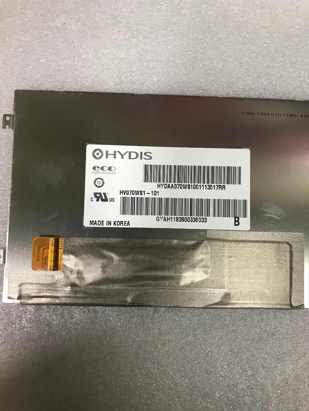 HV070WS1 HV070WS1-101 HV070WS1-105 LCD يعرض شاشة