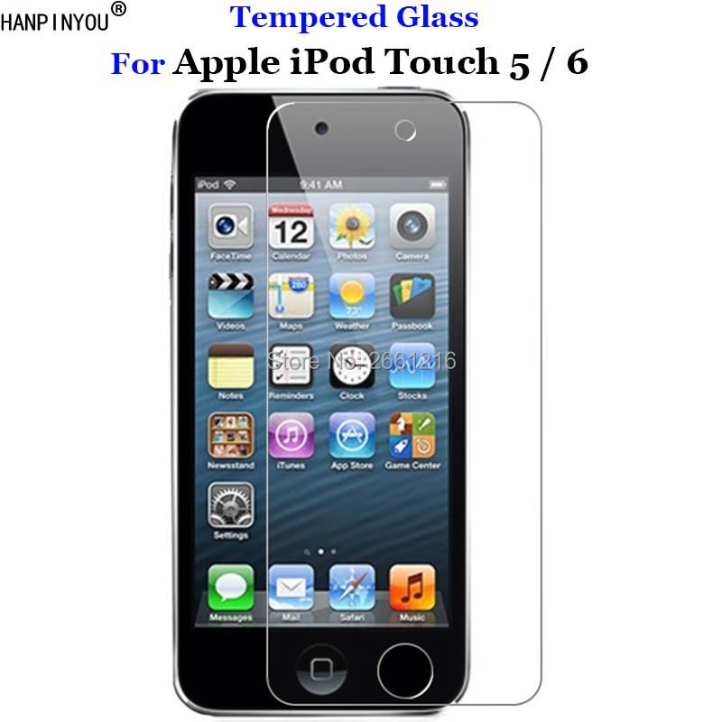 For Apple iPod Touch 5 / 6 Tempered Glass 9H 2.5D Premium Screen Protector Film