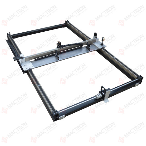 MT-8013 800MM*1300MM Single Head XY Stages complete kit for DIY CO2 Laser Cutting Machine co2 laser machine laser path size 1200 600mm 1200 800mm