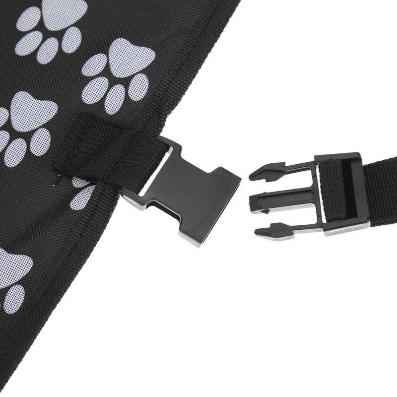 Portadores del perro Oxford tela pata patrón perro cubierta de ...
