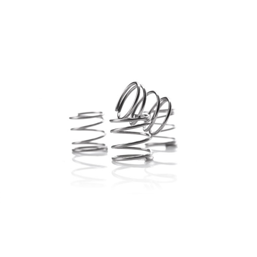 X2 25mm x 8mm OD STAINLESS STEEL SMALL COMPRESSION SPRING OD 8mm x 25mm PRINTER