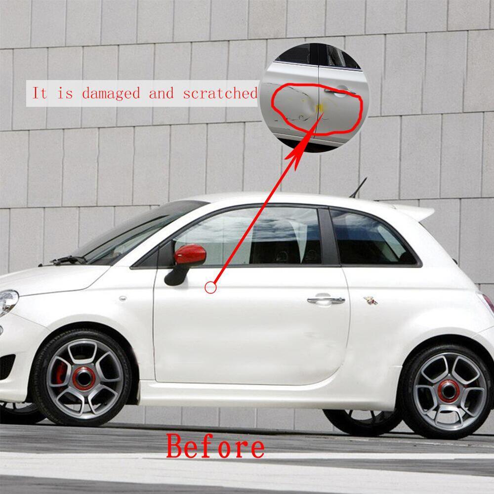 Fiat 500 կրեատիվ մեքենայի համար Ամբողջ - Ավտոմեքենայի արտաքին պարագաներ - Լուսանկար 2