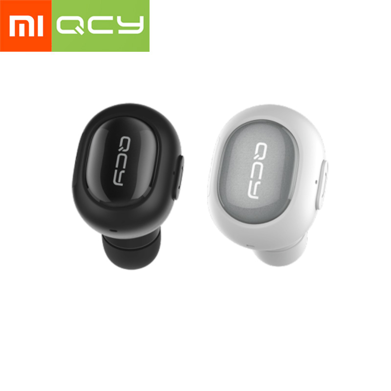 Xiaomi mijia q26 mini bluetooth v4.1 mi earphone with mic wireless headset music earbud noise canceling for xiaomi smart phones