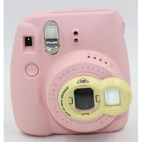 Nuovo Selfie Specchio per Fujifilm Instax Mini Macchina Fotografica 8 Mini 7 S Mini 9 Self Portrait Specchio Close Up Lens selfie per Macchina Fotografica Istantanea