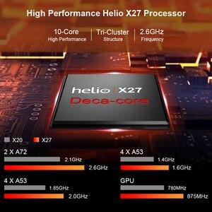 Image 5 - CHUWI Original HiPad LTE MT6797 X27 Deca Core 10,1 pulgadas Android 8,0 3GB RAM 32GB ROM 4G teléfono llame a la tableta 1920*1200 de resolución