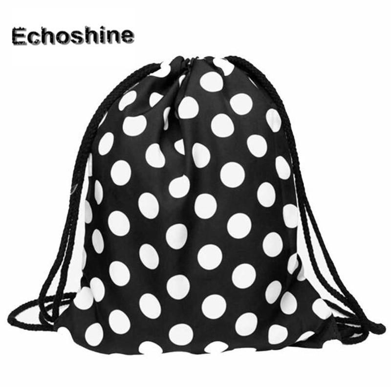 New Backpack Mochila Drawstring-Bag Travel Fashion Women Man Unisex A0000 3d-Print Excellent-Quality