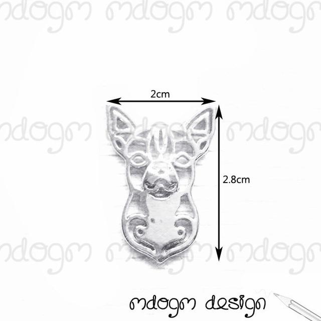 Симпатичные Чихуахуа собака животное Подвеска для кошелька и