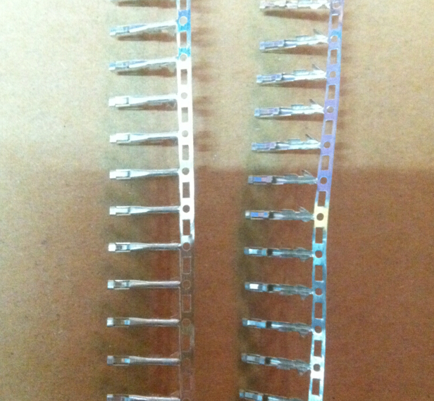 1000PCS/Lot Dupont Terminal Connector Female 2.54mm Metal Jumper Pin