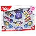 2016 Hot Jun Da Long Toys Baby Mobile Musical Toys for Baby 9 Months Musical Handbells