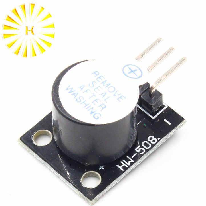 Módulo de alarma zumbador de altavoz activo Compatible con nueva llegada para conector de impresora Arduino PC