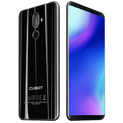 Clearance CUBOT X18 Plus 4G Smartphone Android 8.0 5.99' MTK6750T OctaCore 4GB+64GB 4000mAh 20.0MP+2.0MP Mobile Cellphones 5