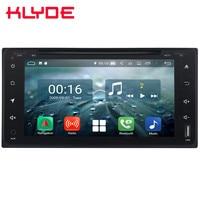 Восьмиядерный 4G Android 8,1 4 GB Оперативная память 64 Гб Встроенная память RDS DVD мультимедиа плеер стерео для Toyota RAV4 Camry Prado Kluger Allion Celica