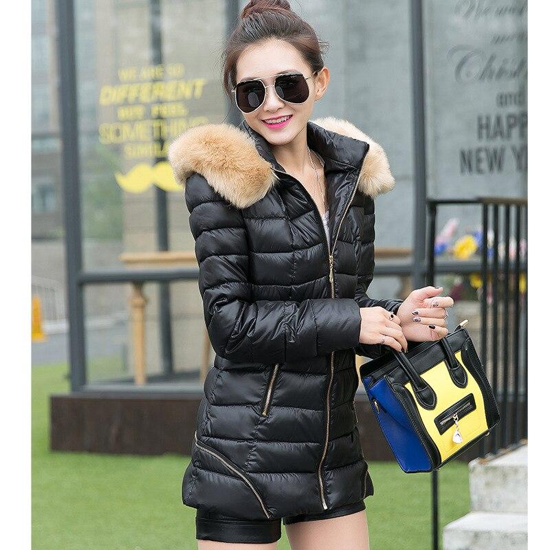 Aliexpress.com : Buy 2015 New Korean Winter Jacket Women Medium ...