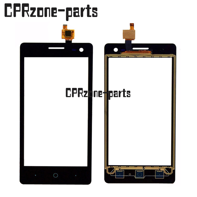 100% Black Touch Screen Digitizer Sensor Panel For ZTE Blade GF3 Q Pro T320 V831 By Free Shipping
