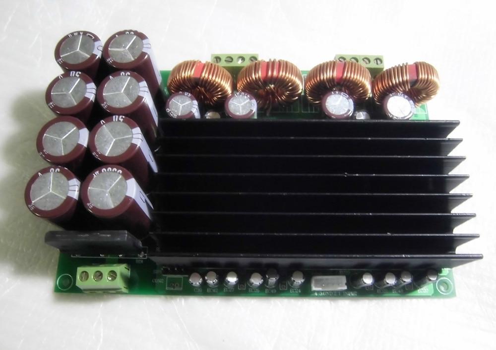210 W * 2 + 420 W TDA8954 2.1 high power digital power amplifier board Subwoofer amplifier board feixiang fx 8803 diy 3w x 2 digital power amplifier board w tuning green