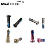 100PCS Zurück Abdeckung Schraube für iPhone 12 mini 11 pro max X Xs max Xr 8 7 plus 6S 6 Plus 5g 5s Pentalobe Dock Bottom Fall Schrauben