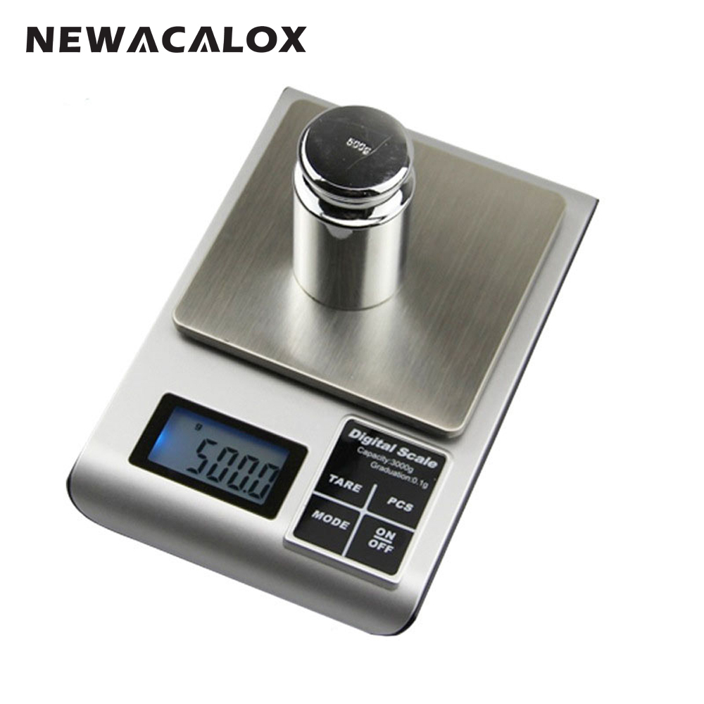 cooking tools digital kitchen scale balance cuisine food personal scale weight 0 1 2000g in. Black Bedroom Furniture Sets. Home Design Ideas