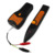 KELUSHI RJ11 RJ45 Cat5 Cat6 Teléfono Toner Perseguidor Del Alambre Trazador Ethernet LAN Red de Cable Tester Detector Buscador Line TM8