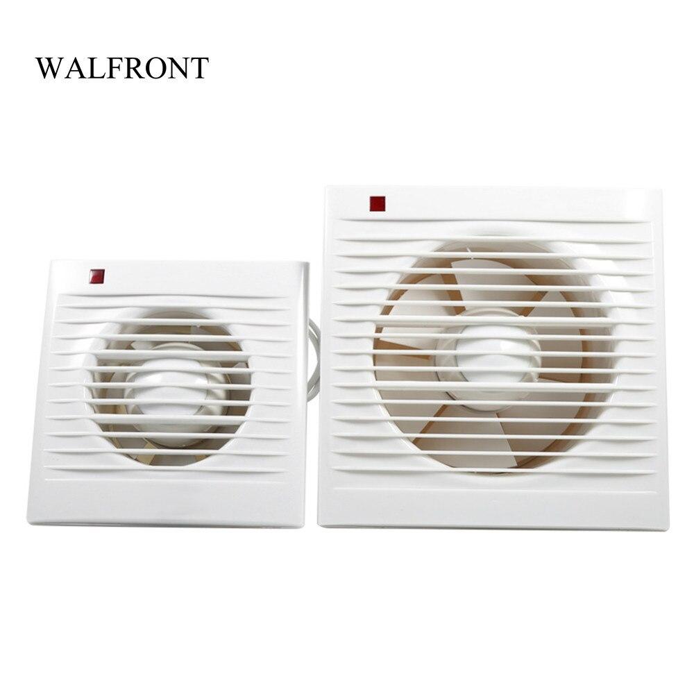 Walfront 4 6 Ventilating Exhaust Extractor Fan Bathroom Kitchen Window Toilet Wall Mounted