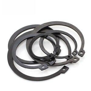 Image 4 - GB894 Circlips For Shaft 65 Manganese Steel Shaft Retaining Ring Bearing Retainer Circlip M8 M9 M10 M11 M12 M13 M75