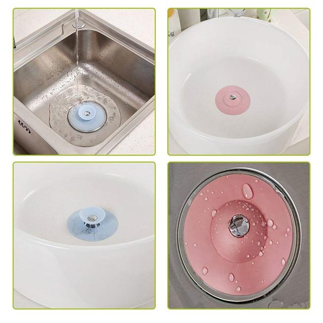 Sink Silicone Drain Plug