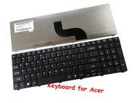 Nowa oryginalna dla Acer Aspire 5252 7552 7552G 7740 7740G 5542/N 5542 W 5810PG US Klawiatura czarny