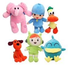 pocoyo plush toy Cartoon Stuffed Animals Plush Toys Loula El