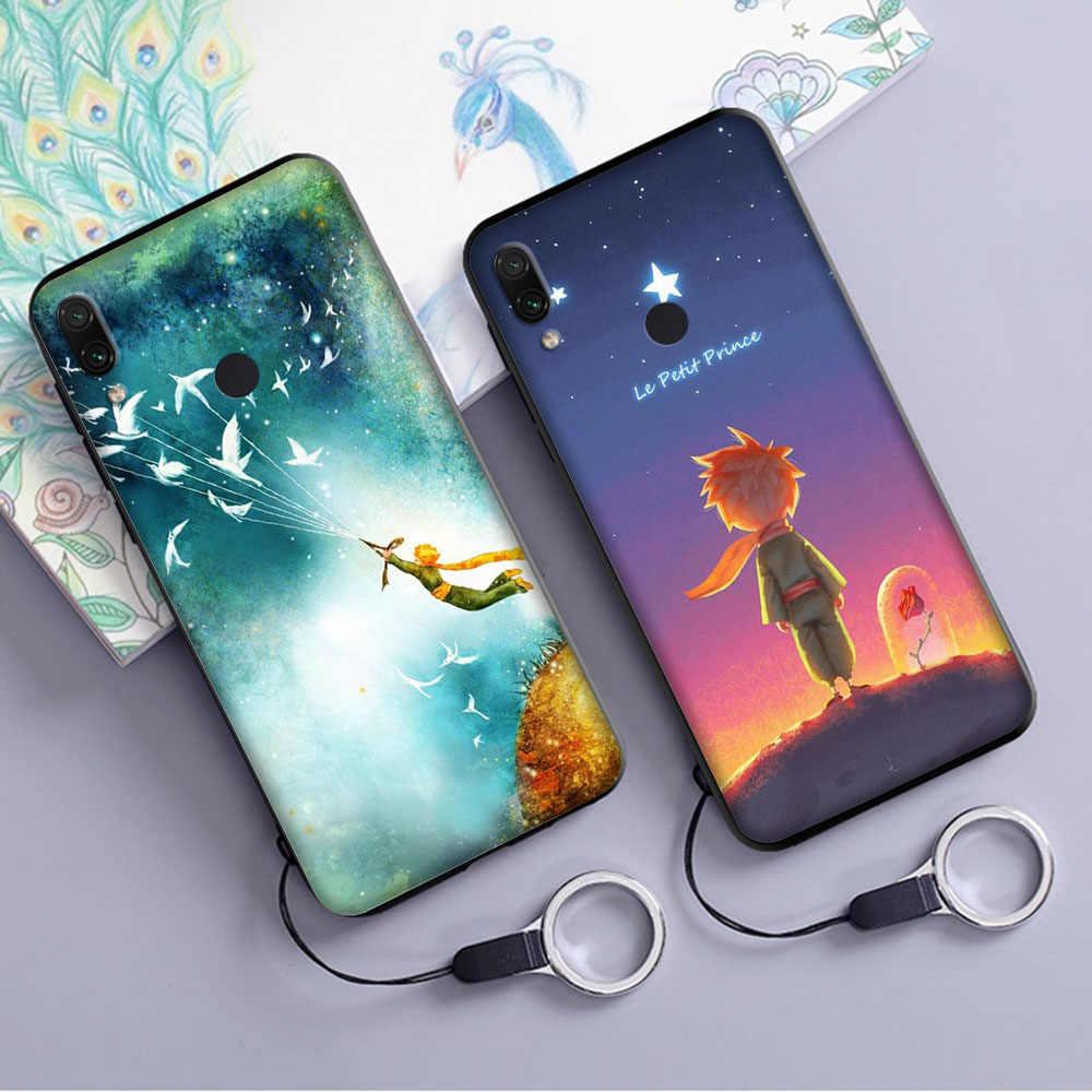 Hoàng Tử Bé Mềm Dành Cho Xiaomi Redmi Note 4 4X6 7 8 Pro 5 Plus 5A 6A bao Da