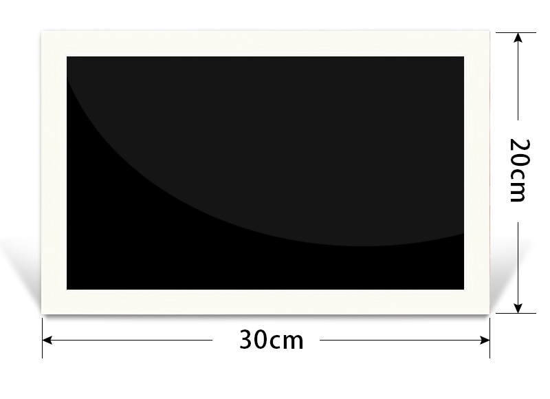 20*30cm quadro de madeira quadro de madeira