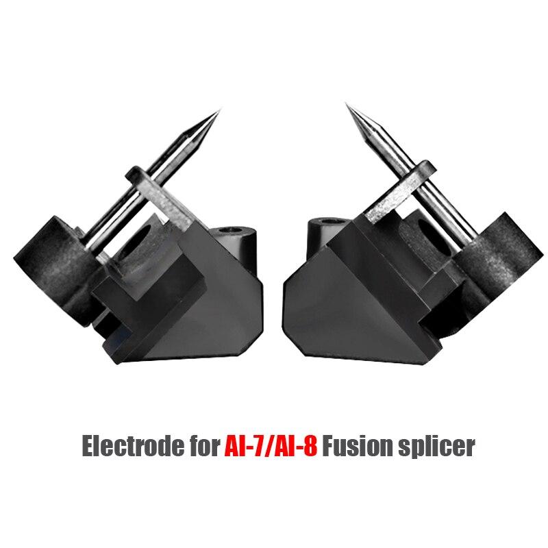AI-7 AI-8 Electrodes for Optical Fiber Fusion Splicer Splicing Machine AI7 AI8 AI-7 AI-8 Electrodes for Optical Fiber Fusion Splicer Splicing Machine AI7 AI8