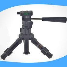 Легкий Камера штатив Compact Алюминий Настольный Штатив мини-штатив с шаровой головкой для Canon Nikon Зеркальные фотокамеры