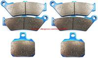 Sinter Motorcycle Disc Brake Pads Set fit APRILIA ETV1000 ETV 1000 Caponord 2001 & up