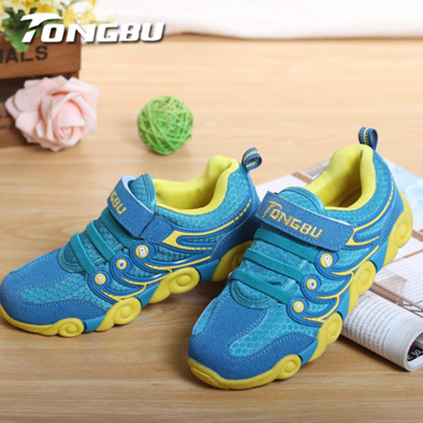 2016 New Brand Child Casual Kids Boys Sneakers Shoes For Children Kid Sneakers Brand Girls Boys Sports Shoe Mesh Free Shipping 2016 new arrival children wheel shoes child increased sports shoes fashion skate shoes for girls boys and kids cb c097