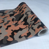 Camo Graphic Wrap Vehicle Wrapping For Car Motorcycle Bike Decal Urban Styling Sticker Film Custom Printing