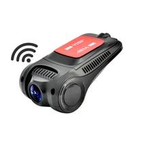 BORUiT Car DVR Camera WiFi Full HD 1080P Registrator Video Recorder Auto Camera Dashcam Dash Camera