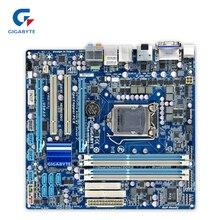 D'origine Gigabyte GA-H55M-UD2H De Bureau Carte Mère H55M-UD2H H55 Socket LGA 1156 DDR3 Micro-ATX 100{c21a25856bfcb9027934937cf6e27734c848961347a77128bb7b6571e4c99dec} Entièrement Essai
