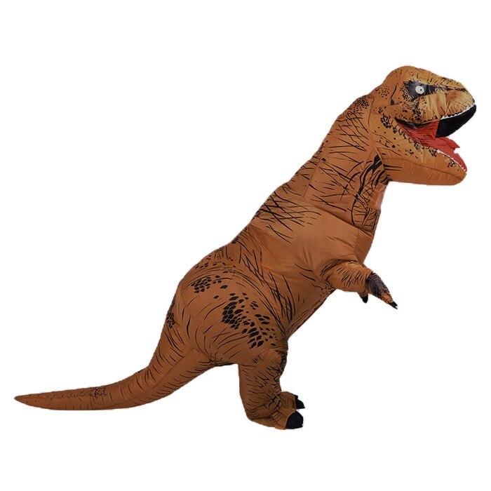 Nouveau Drôle Adulte dinosaure gonflable déguisement Pour Halloween Cosplay Cosplay Halloween costumes de fête Fantasy Pour homme femme