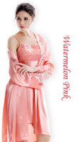 Сексуальное кимоно атлас Халаты Женская баня Халаты шелковые пижамы Летний стиль невесты халат женщина Longo Roupas camisola De Nuit peignoire