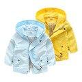 Мальчики ребенка детский куртка ветровка весна детская верхняя одежда